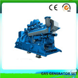 Faible consommation de carburant pour moteur à gaz Gaz de synthèse du Groupe électrogène 260kw
