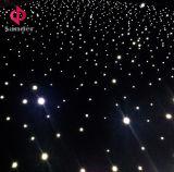 Intera tenda Starlit di bianco LED per la tenda Twinkling della stella del cielo della festa nuziale del briciolo in tensione di esposizione