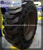Industrieller Vollreifen (12-16.5) für Rotluchs-Schienen-Ochsen
