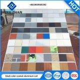 Professional PE/ PVDF couché couleur/plaque en aluminium prépeint/feuille avec OEM/panneau/Service ODM