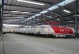 42000L Schmieröltank-Schlussteil kundenspezifischer Tri Wellen-Tanker-halb Schlussteil für den Export