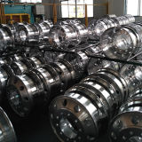 Rad-Felge der Aluminiumlegierung-22.5X8.25PCD335stud10brightshine