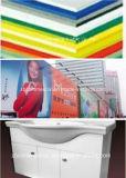 Facendo pubblicità al PVC di stampa della scheda del manifesto spumare liberamente scheda (strato)