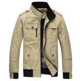 余暇のコートのジャケットの人のための新しい到着の人の綿のジャケット
