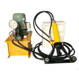 De draagbare Elektrische Hydraulische Buigende Machine van de Staaf van het Staal
