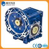 Nmrv Worm050 Caja de engranajes reductor de velocidad de 1400rpm el motor eléctrico