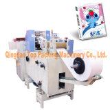 Tejido Pocket 10 en 1 máquina de la fabricación de papel del pañuelo