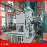 Selbst-Sand Form-Gussteil-Maschine in der Gießerei