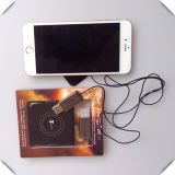 2.3mm Thickness Slim와 Cool Universal Qi Wireless Charging Pad