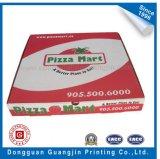Горяч-Продайте коробку пиццы гофрированной бумага упаковывая