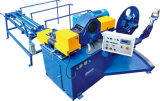 Gewundenes Duct Machine mit Length Roller Shear Cutting Device