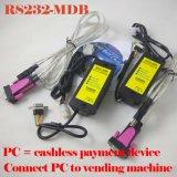 Máquina de venda automática do adaptador de pagamento sem numerário PC para Máquina de Venda Directa