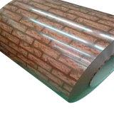 Удостоверение личности Ral5005 610 Prepainted гальванизированная стальная катушка /PPGI для Украины
