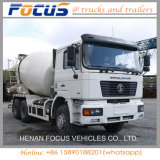 Beste verkaufen8m3 Cimc konkrete mischende Pumpen-LKW-Fahrzeuge