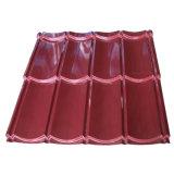 Glasig-glänzende Fliese-Maschine gewellte Panel-Walzen-Maschine allgemein verwenden