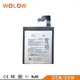 Bateria original Bl216 do telefone móvel de 100% para Lenovo