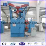 Doppelte hakenförmige Granaliengebläse-Reinigungs-Maschine