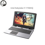 "Laptops van het Gokken van de vos fbb-G16 Tabletten 15.6 "" 1920X1080 IPS FHD de Kernen Backlit Windows10 van PC Gtx1060 van de Kern I7 7700hq van Intel van de Vierling"