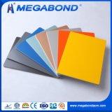 4mm Aluminium-Umhüllung-Baumaterial-zusammengesetztes Plastikaluminiumblatt