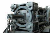 Servo ahorro de energía de la máquina de inyección de moldeo de cajas y cucharas