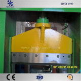 Alta eficiência e máquina de corte de borracha sintética com preço competitivo
