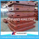 Moldeado de alta calidad para la fundición de matraz Disamatic