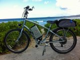 Tarta de Smart bicicleta eléctrica Motor Kit de conversión de la rueda con el autómata incorporado 24V 36V 200W 48V 300W 400W