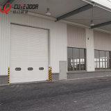 Дверь пользы фабрики изолированная PU промышленная секционная