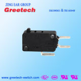 Interruptor micro eléctrico de Spdt de la zambullida del Pin del plástico (G5wSeries)