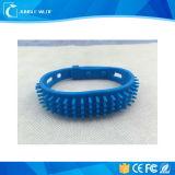 Braccialetto superiore di Lf 125kHz dei Wristbands del silicone di prezzi di fabbrica