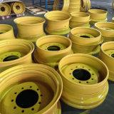 강철 OTR 바퀴 변죽 OTR 바퀴 고양이 바퀴 Komatsu는 Belaz 바퀴 Volvo 바퀴를 선회한다