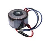 Transformateurs toroïdaux Sûreté-Approuvés personnalisés de butoir sûr d'UL RoHS de la CE de tailles compactes de constructeur