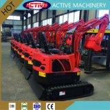 Marque ACTIVE AL8008 mini-excavateur 800kg avec une haute qualité et prix Competetive