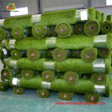 Erba sintetica di svago professionale con l'erba artificiale di 35mm