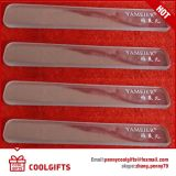 Verious Colors Professional Crystal Glass Nail File with Hard Case