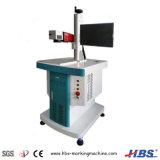 섬유 Laser 표하기 기계 30W 금속 플라스틱