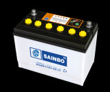 Fully Capacity Battery 12V JIS Standard 95D31r Car Battery