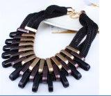 2018 Nouveau support en acrylique Punk Fashion Vintage necklaces