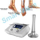 발뒤꿈치 박차를 위한 물리 요법 기계 충격파 치료
