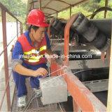 El caucho del tipo convencional cinta transportadora de cable de acero