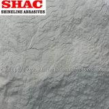 Белый порошок для шлифовки оксида алюминия