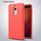 Het zachte Mobiele Geval van de Telefoon van Toebehoren TPU voor Redmi Nota 4