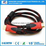 1.4V Kabel de van uitstekende kwaliteit van de Hoge snelheid HDMI met Ethernet 1080P