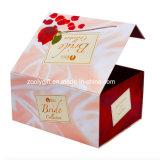 큰 포장 신부 의류 선물 엄밀한 자석 서류상 접히는 상자
