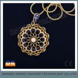 宝石類、腕時計の金PVDイオンめっき機械