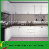 В европейском стиле и кухонным шкафом горячая продажа ПВХ Кухня современная кухня кабинета министров кабинета китайской мебели