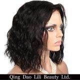 """Brevi parrucche della parte anteriore del merletto dei capelli umani del Bob per le donne di colore con i capelli brasiliani 10-30 di Non-Remy di colore della natura dei capelli del bambino """""""