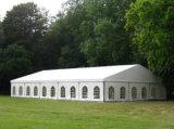 Большой классицистический украшенный алюминиевый шатер венчания