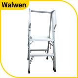 Высококачественный алюминиевый шаг лестницы платформы с En131 стандарт