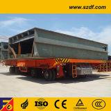 조선소 차량/편평한 침대 트레일러/평상형 트레일러 트럭 (DCY200)